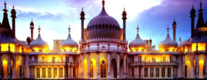 Brighton Pavilion Listed Building