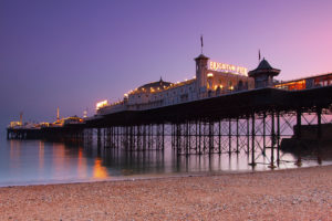 Brighton Pier Survey