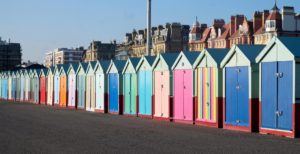 Hove Beach Huts Damp Assessment