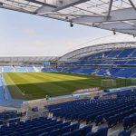 Brighton & Hove Albion AMEX Project Management