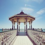 Brighton seafront survey