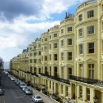 Hove Brunswick Square Listed Building